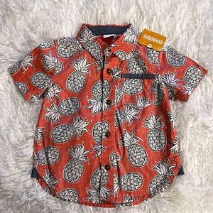 Gymboree Hawaiian shirt